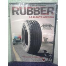 Dvd Nuevo Cine De Arte La Llanta The Rubber Terror Usado