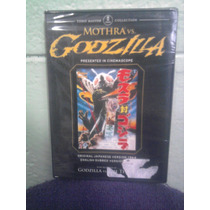 Dvd Godzilla Vs Motra Kaiju Subtit. Ingles Japonesa Mariposa