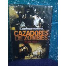 Dvd Cazadores De Zombies Terror Gore Zombies