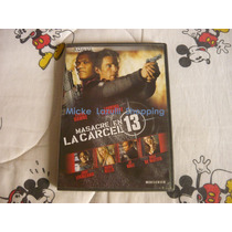 Masacre En La Carcel 13 Dvd 2005 Universal Studios