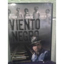 Dvd Viento Negro David Reynoso Drama