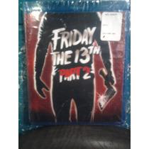 Blu Ray Viernes 13 Parte 2 Terror Zombies Gore Jason