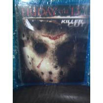 Blu Ray Viernes 13 Remake Terror Zombies Gore Jason