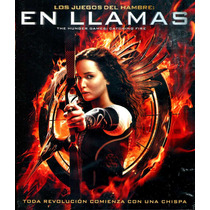 Bluray Juegos Del Hambre En Llamas ( The Hunger Games: Catch
