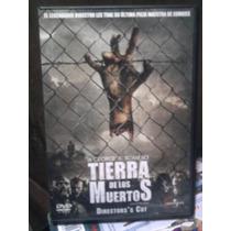 Dvd La Tierra De Los Muertos Terror Gore Zombies
