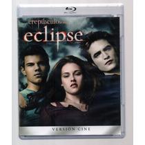 Eclipse Crepusculo La Saga Cine Fantasia Pelicula Blu-ray
