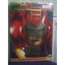 Dvd Iron Man Serie De Los 90s. Caricaturas Marvel Comics