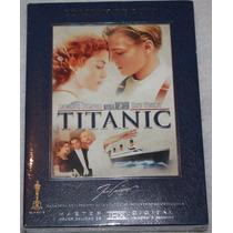 Titanic. Edicion De Lujo. Set De 4 Discos