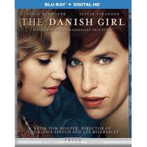 The Danish Girl - La Chica Danesa - Bluray Importado Usa