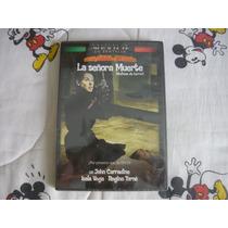La Señora Muerte Sinfonía De Terror Televisa Dvd 2008