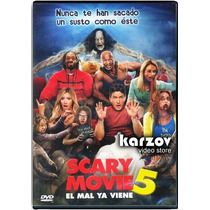 Scary Movie 5, El Mal Ya Viene En Formato Dvd