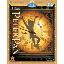 Peter Pan I Y 2 En Bluray