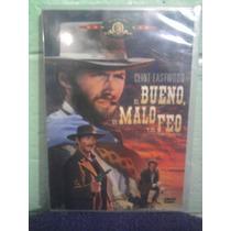 Dvd Oeste El Bueno El Malo Y El Feo Clasica