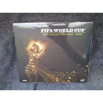 Fifa World Cup 15 Dvds De Coleccion 1930-2006 Nuevo Sellado
