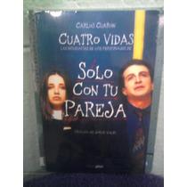 Dvd Solo Con Tu Pareja + Libro De Regalo Cine Nacional