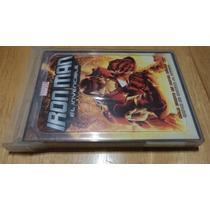 Dvd Marvel Iron Man El Invencible