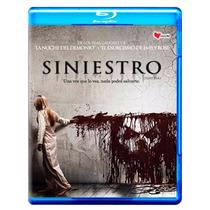 Siniestro Sinister Terror , Pelicula En Blu-ray