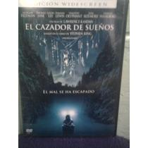Dvd Terror Cazador De Sueños Fantasmas Stephen King
