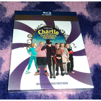 Charlie Y La Fabrica De Chocolate - Bluray 10 Aniversario Us