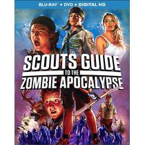 A La *&$%! Con Los Zombies - Bluray + Dvd Importado Usa