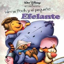 Winnie Pooh Y El Pequeño Efelante En Dvd