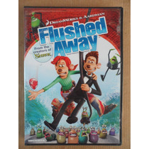 Flushed Away - Pelicula Dvd Import Movie - Caricatura