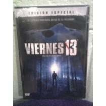 Dvd Terror Viernes 13 Parte 1 Serial Killer Jason Zombies