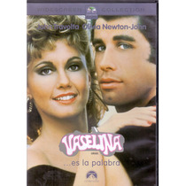 Vaselina , Película Dvd