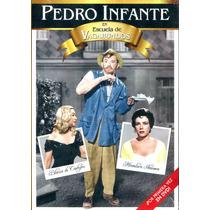 Dvd Escuela De Vagabundos ( 1955 ) - Rogelio A. Gonzalez