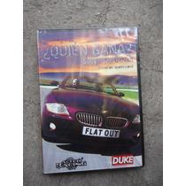 Dvd Autos Super Deportivos Quien Gana