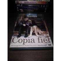 Copia Fiel / Abbas Kiarostami / Juliette Binoche