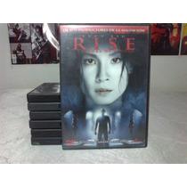 Rise Cazadora De Sangre Dvd Lucy Liu Vampiros