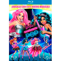 Barbie Campamento Pop In Rock N