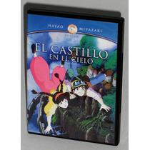El Castillo En El Cielo Studio Ghibli Dvd Original Mn4