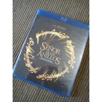 El Señor De Los Anillos - Trilogia - En Blu-ray