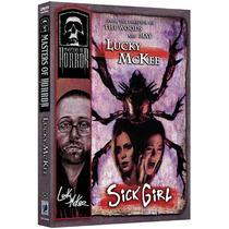 Dvd Historias De Ultratumba 6 Sick Girl Una Chica Perturbada