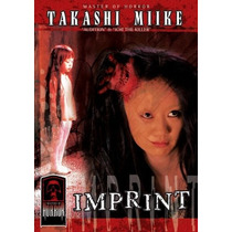 Dvd Historias De Ultratumba Imprint Vestigios Takashi Miike