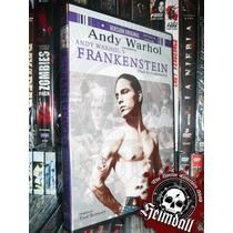 Dvd Flesh For Frankenestein Andy Warhol Arte Erotico Gore