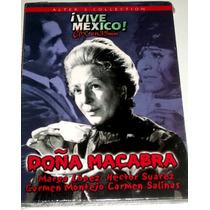 Dvd: Doña Macabra (1972) Marga Lopez, Hector Suarez!! Mdn