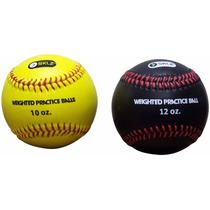 Pelotas De Entrenamiento De Beisbol Con Peso Calentamiento
