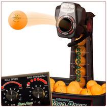 Maquina Lanzadora De Pelotas De Ping Pong. Incluye Pelotas