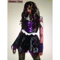 Pelucas Monster High Zombie Twila Opereta Draculaura Hawleen