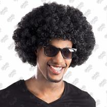 Peluca Afro Disco Fiesta Disfraz Eventos Animacion Sombreros