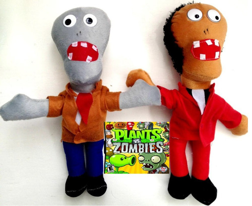 Peluches Plantas Vs Zombies