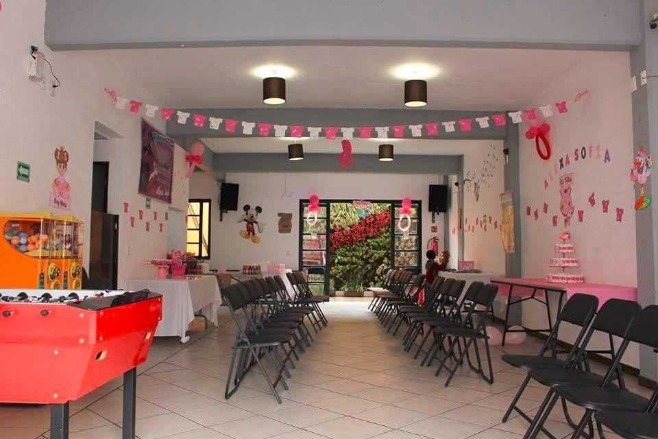 Fotos de salones para eventos en el df en google imagenes for Salones pequenos