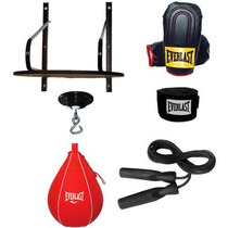 Kit Base Tablero De Box Everlast