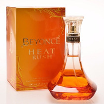 Perfume Beyonce Heat Rush 100 Ml. Original, Nuevo