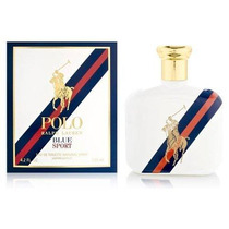 Maa Nuevo Perfume Polo Blue Sport 100% Original (125ml)