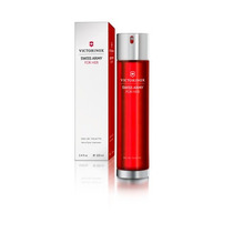 Swiss Army For Her Edt Victorinox Suiza 100 Ml Op4