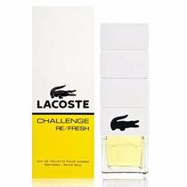 Lacoste Challenge Refresh Eau De Toilette 90ml De Lacoste